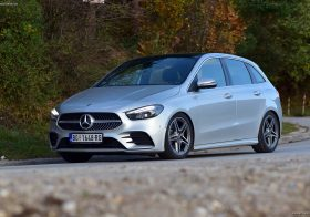TEST – Mercedes-Benz B 200 7G-DCT (163 KS) (W247)