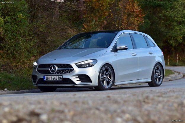 TEST – Mercedes-Benz B 200 7G-DCT (163 KS) (W247)