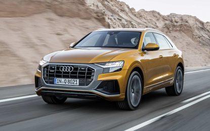 Audi u oktobru povećao prodaju za 26,8%