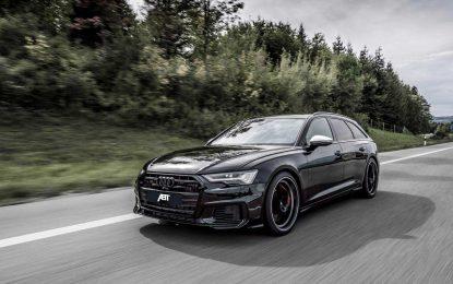 Abt Sportsline Audi S6 TDI – još bolje performanse