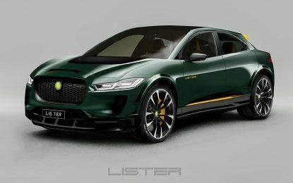 Lister od gotovog Jaguara napravio koncept – SUV-E Concept