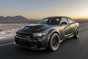 Twin-turbo AWD Dodge Charger by SpeedKore [Galerija]