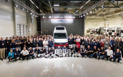 Volkswagen Grand California već sa proizvodnim rekordom