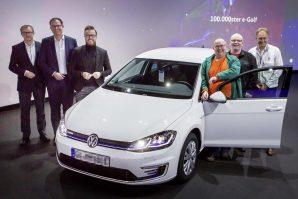Volkswagen isporučio 100.000 e-Golfova