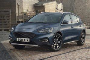 Proširena bogata ponuda Focusa sa modelom Ford Focus Active X Vignale
