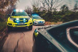 Ford Ranger Raptor i Focus ST Estate u britanskim policijskim snagama [Galerija]