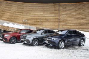 Mercedes-Benz predstavio sve detalje druge generacije GLE Coupea