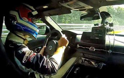 Toyota Supra izgleda ipak može obići Nürburgring za obećano vrijeme koje je zvučalo preambiciozno [Video]