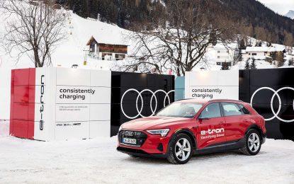 Audi partner Svjetskog ekonomskog foruma u Davosu