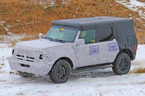 Ford Bronco ipak stiže ove godine