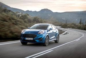 Ford Puma – novi tehnički detalji