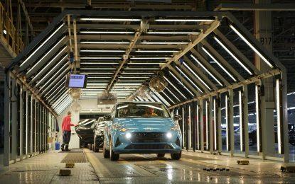 Počinje proizvodnja novog Hyundaija i10 [Video]