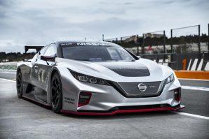 Nissan Leaf Nismo RC – prvi testovi u Evropi [Galerija]