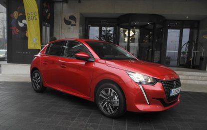 Počela prodaja novog Peugeota 208 [Galerija]