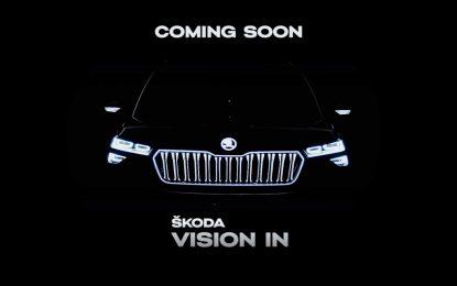Škoda Vision In – video teaser [Video]