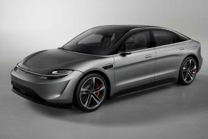 Sony Vision-S Concept Car – za sada samo koncept [Galerija i Video]