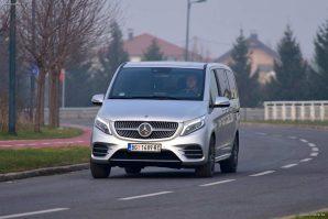 TEST – Mercedes-Benz V 300 d 4Matic G-Tronic SWB Avantgarde (239 KS) W447