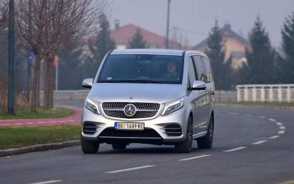TEST – Mercedes-Benz V 300 d 4Matic G-Tronic SWB Avantgarde (239 KS) W447