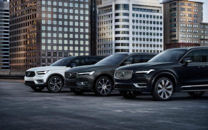 Volvo raste na svim tržištima izuzev u Kini