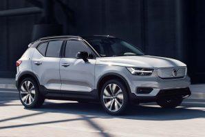 Velika potražnja za potpuno električnim Volvom XC40 Recharge P8 AWD