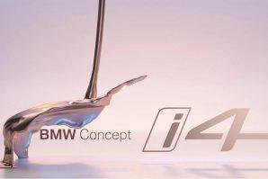 BMW Concept i4 – prvi pogled