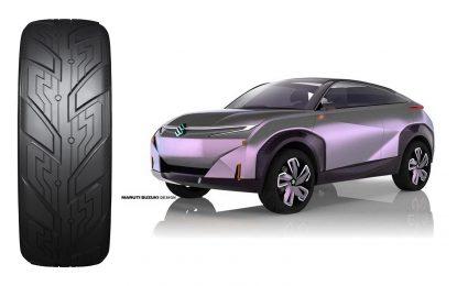 Yokohama pripremila konceptne gume za Maruti Suzuki India Concept EV