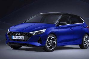 """Hyundai i20 – """"procurile"""" zvanične fotografije"""