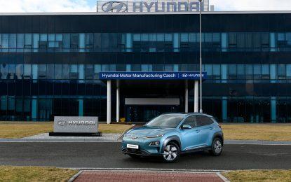 Hyundai u Češkoj počinje proizvodnju Kone Elelctric