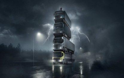Upečatljivo predstavljanje četiri nova kamiona: Volvo FH, Volvo FH16, Volvo FM i Volvo FMX [Galerija i Video]
