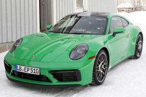 Uskoro novi Porsche 911 992 GTS