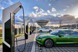 Porsche Turbo Charging – punjenje i uživanje