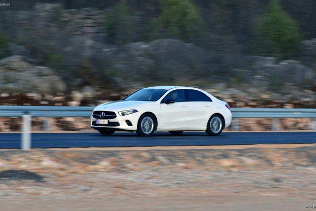 TEST – Mercedes-Benz A 180 d 7G-DCT Sedan (V177)