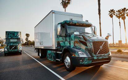 Volvo Trucks u Sjevernoj Americi predstavio teške električne kamione