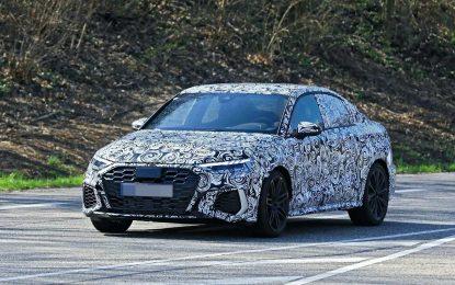 Audi RS3 Sedan – prototip je spreman, ali proizvodnja?
