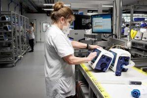 Automobilska industrija se uključuje u proizvodnju medicinske opreme