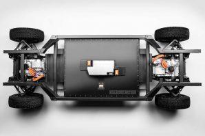 Bollinger predstavio univerzalnu električnu platformu E-Chassis