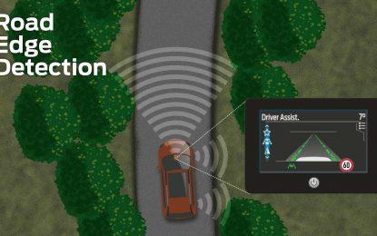 Ford razvio asistenciju Road Edge Detection – Ostati na cesti [Video]