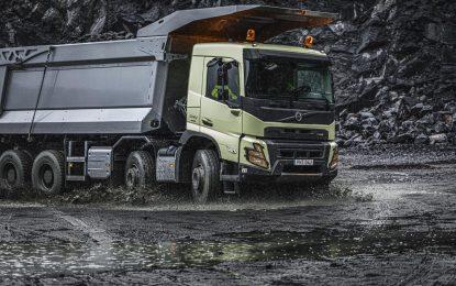 Volvo Trucks zakoračio u budućnost sa svojim novim najrobustnijim građevinskim kamionom – Volvo FMX [Galerija i Video]
