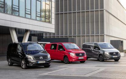 Obnovljeni Mercedes-Benz Vito i eVito [Galerija i Video]