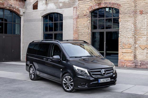 Mercedes-Benz Vito Tourer [2020]