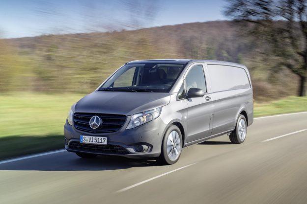 Mercedes-Benz Vito Panel Van [2020]