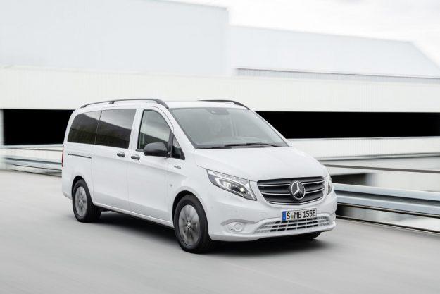 Mercedes-Benz eVito Tourer [2020]