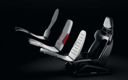 "Porsche ""3D-printed bodyform full-bucket seat"" – sjedišta proizvedena na 3D printerima"