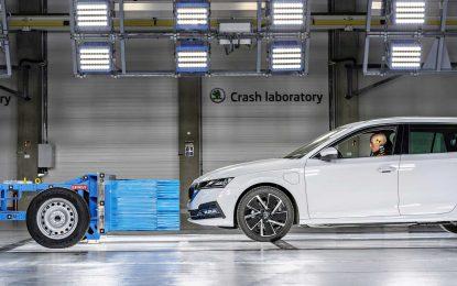 Škoda otvorila laboratoriju za crash testove