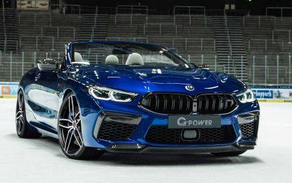 G-Power BMW M8 GP-820 sa 820 KS [Galerija]