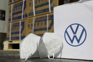 Volkswagen dobio maske iz Kine