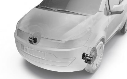 ZF predstavio električnu parkirnu kočnicu