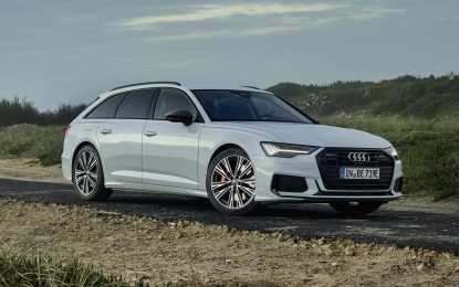 Audi upotpunio ponudu sa plug-in hibridom A6 Avant 55 TFSI e quattro [Galerija]