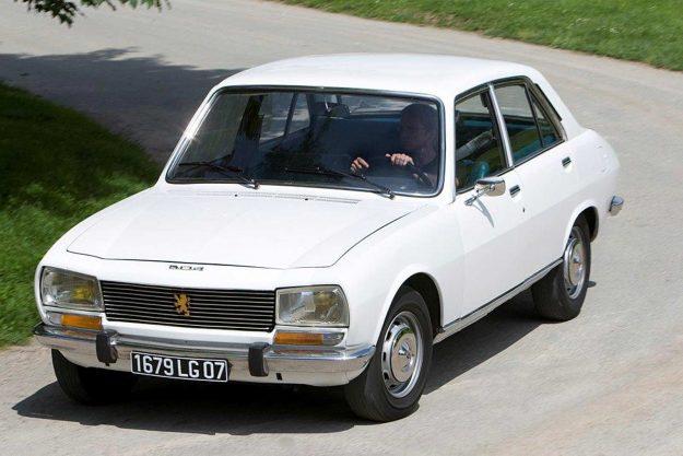 Peugeot 504 [1969]