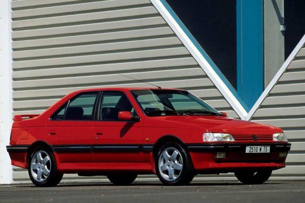 Peugeot 405 [1988]